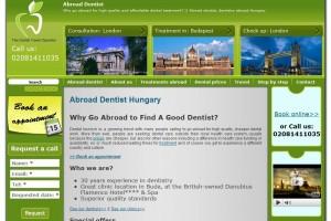 Abroad dentist